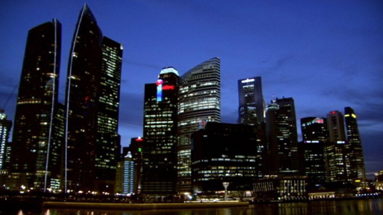 Сингапур: энергия города
