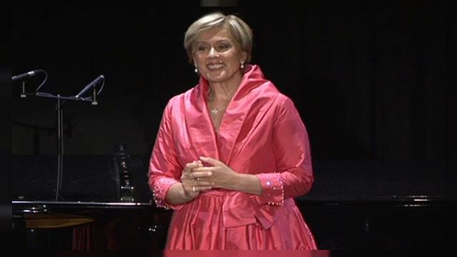 Dame Kiri tends opera's green shoots in Verbier