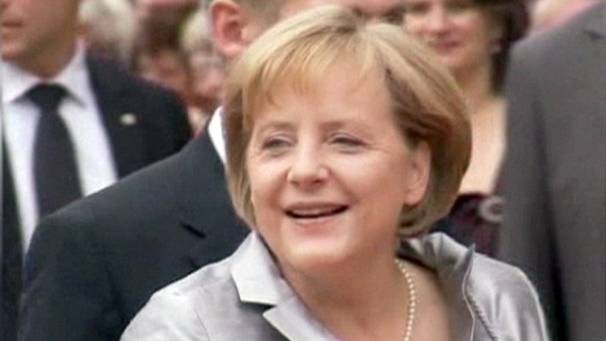 Merkel most powerful woman in world: Forbes