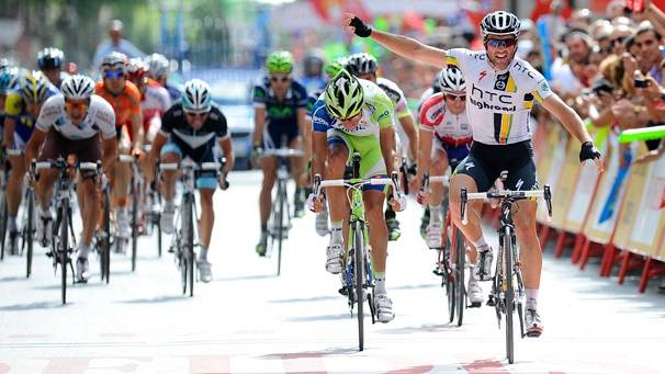 Albasini claims stage 13 of Vuelta
