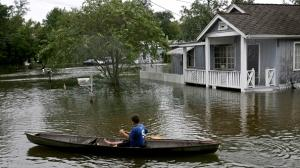 New Orleans coping with tropical Storm Lee
