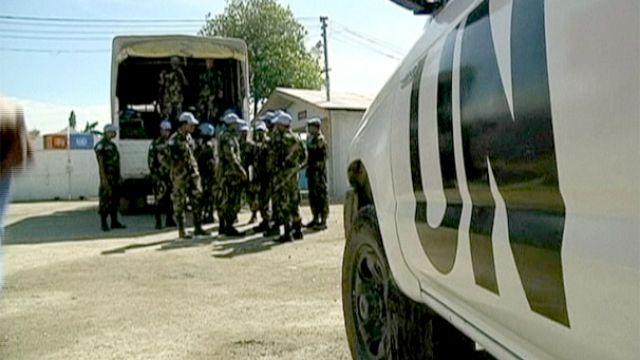 Haïti : des Casques bleus soupçonnés de viol