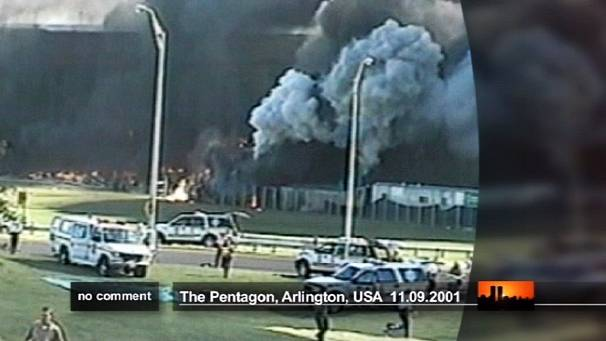 9/11 Attacks: 09:43 EDT