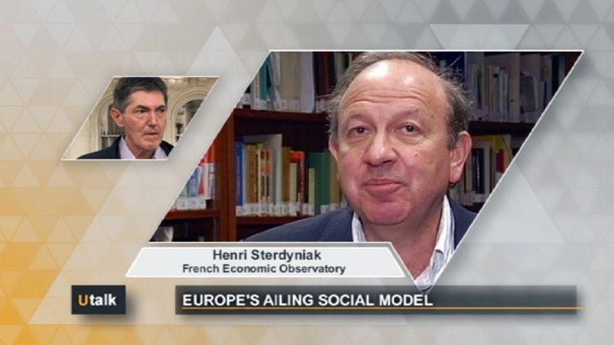Europe's ailing social model