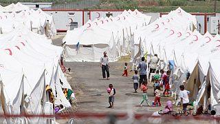 پناهندگان سوری، خسته از شمارش معکوس روزهایی که تمامی ندارد