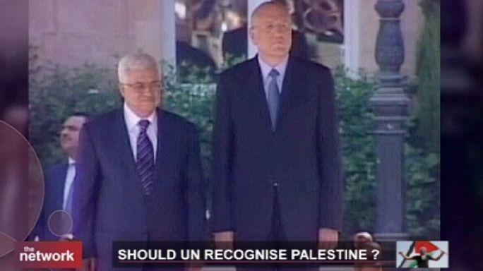 BM'deki Filistin görüşmesi öncesi taraflar Euronews'de Network'e konuştu