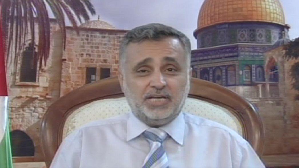 """Mohamed Awad, de Hamas: """"Abbas debe negociar con las facciones palestinas antes de ir a la ONU"""""""