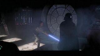 Star wars et le sabre laser
