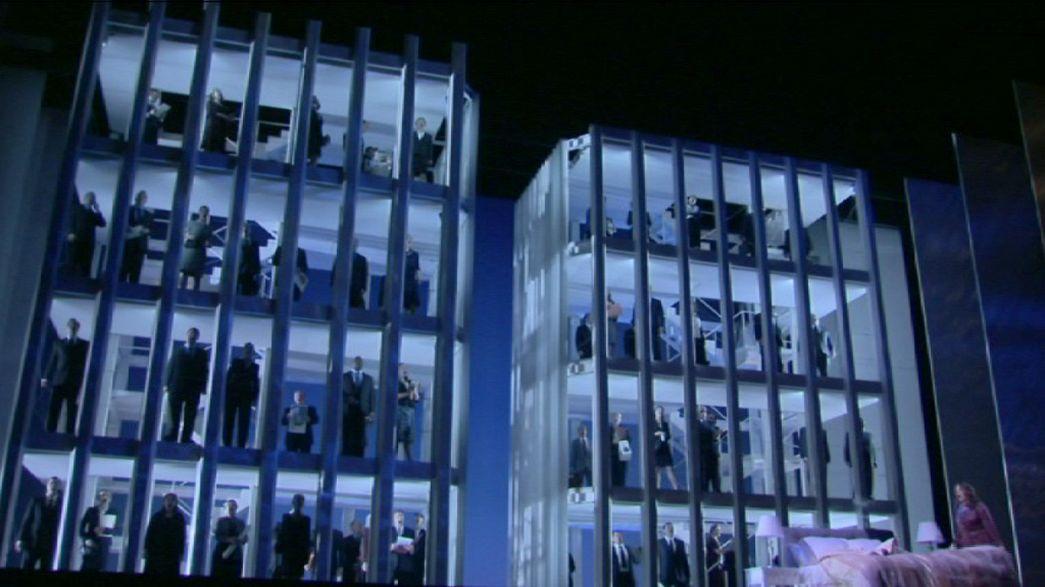 'Heart of a Soldier', la ópera del 11-S
