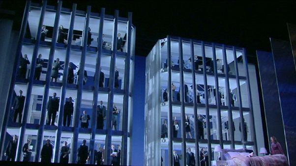 Hero of 9/11 immortalised in opera