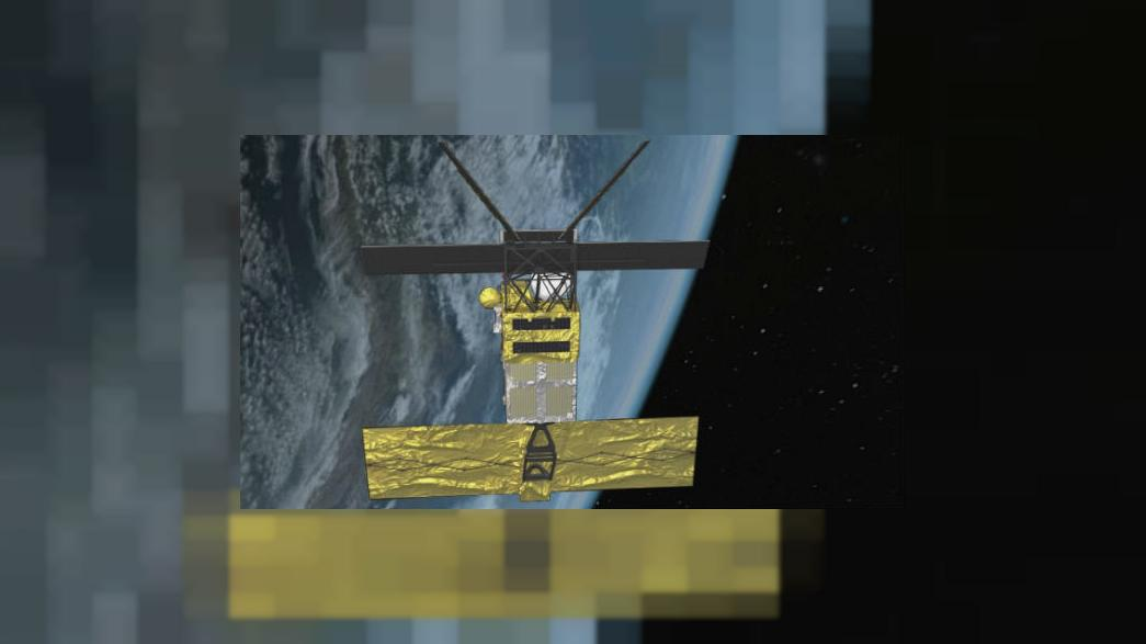 ERS-2 chega ao fim da viagem
