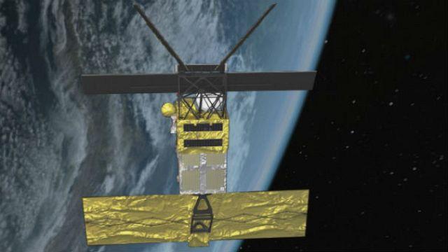 La storia di un satellite