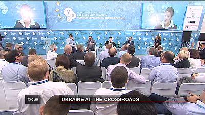 Ukraine at the crossroads