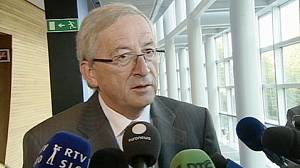 Juncker admits EU crisis response was too slow