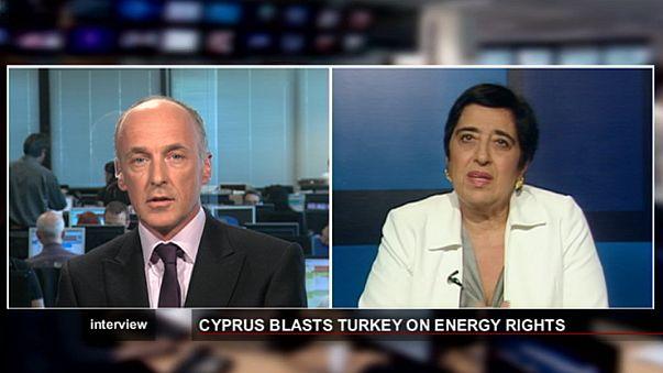 """وزيرة خارجية الجزء اليوناني من قبرص :""""لن نسعى لعزل تركيا وابعدها عن الاتحاد الاوربي """""""