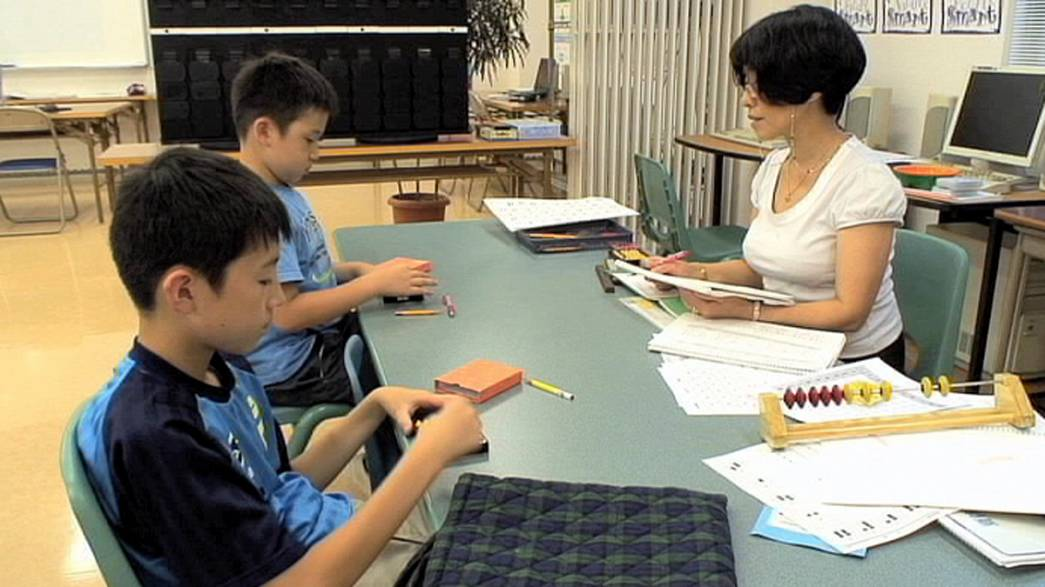 Dall'abaco al video: modi diversi per insegnare la matematica