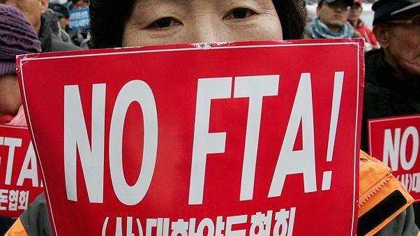 توافقنامه تجارت آزاد اتحادیه اروپا و کره جنوبی، فرصت یا تهدید