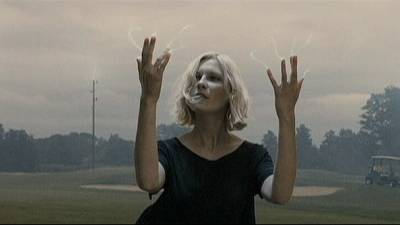 Melancholia premieres in the UK