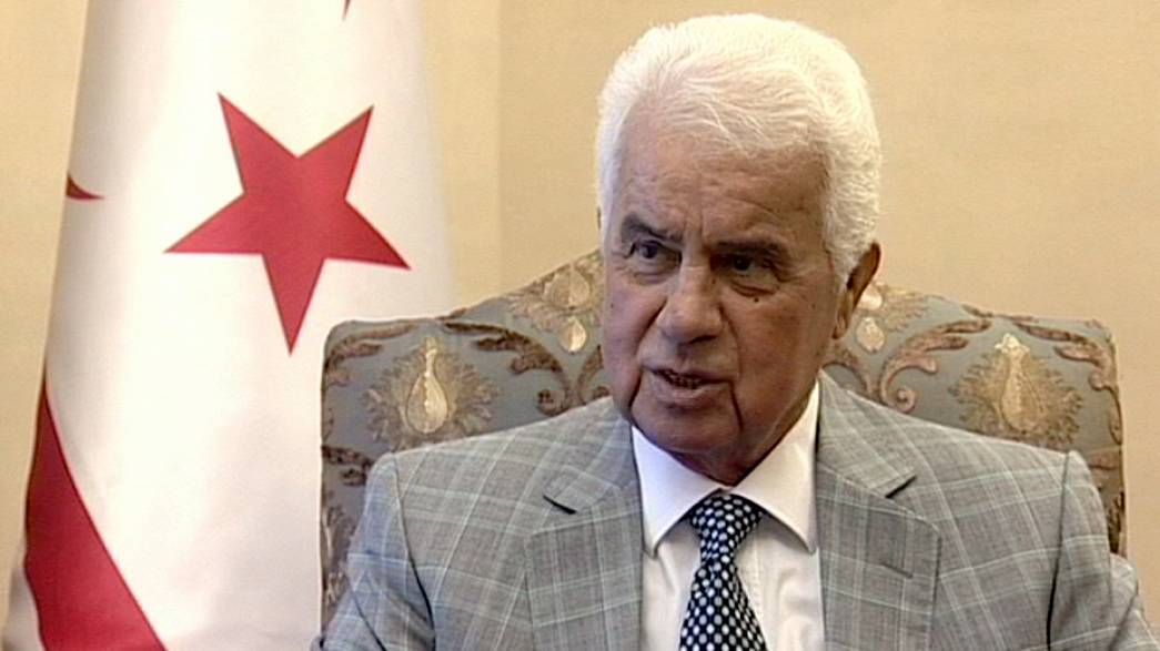 Turkish Cypriot leader: EU not sincere or impartial over Cyprus