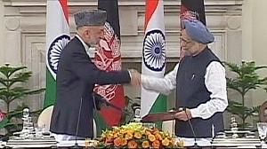 Tension as India and Afghanistan deepen ties