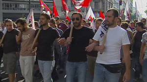 General strike brings Greece to a standstill