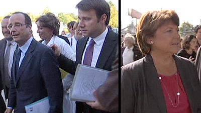 France's Hollande & Aubry, who's who