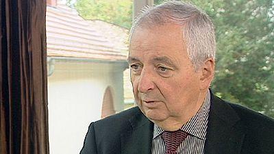 """Klaus Töpfer:""""Los especuladores son los culpables del alza de los precios de la comida"""""""