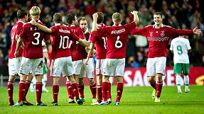 Football: Heading for Euro2012