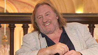 Gérard Depardieu: a life in film