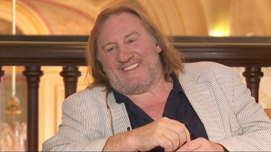 Gérard Depardieu: a life in film