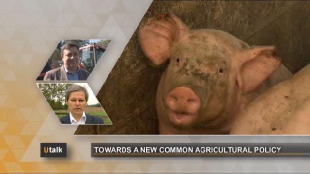 Европа пересматривает единую сельскохозяйственную политику