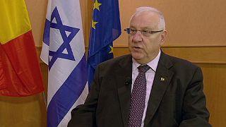 """الناطق باسم الكنيست الاسرائيلي لليورونيوز :""""نصر على المفاوضات بدون شروط مسبقة"""""""
