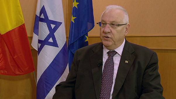 Rivlin: 'Palestinians trying to impose peace'