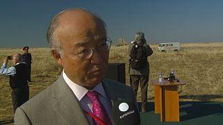جهان عاری از سلاحهای اتمی موضوع همایش قزاقستان