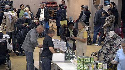 A rischio gli aiuti alimentari per gli europei poveri