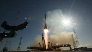 Soyuz yeniden işbaşında