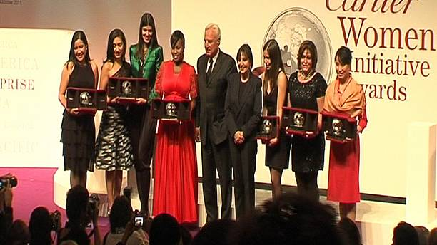 Cartier Women's Initiative Awards