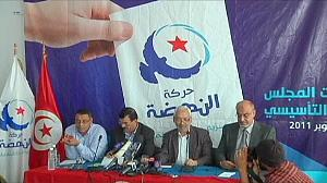 Reassurance from Tunisia's Islamist party