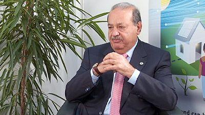 Carlos Slim: contro la povertà bisogna creare posti di lavoro