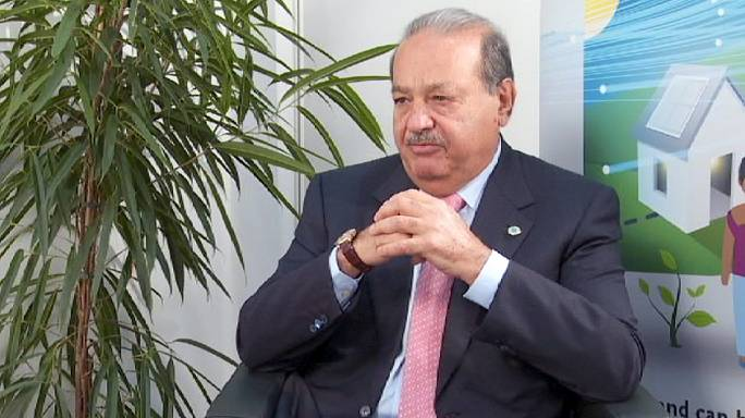 Carlos Slim: 'I am not a monopoliser'