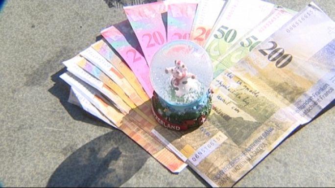 İsviçre'den ucuz kredi alan Macarlar zor durumda