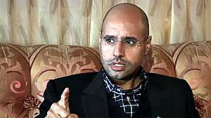Gaddafi's son 'seeking to give himself up'