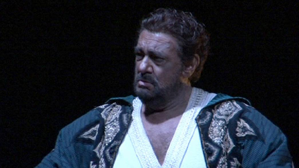Celebrations embrace Placido Domingo at Covent Garden