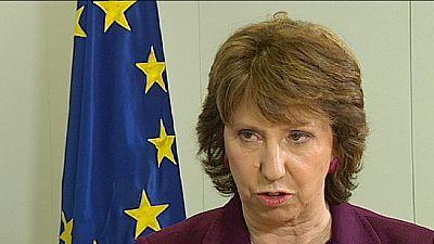 Catherine Ashton: time to put pressure on Syria