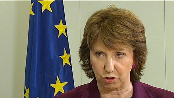 Catherine Ashton: time to put pressure on Syria