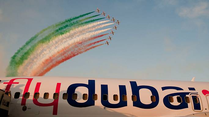 Авиашоу в Дубае: больше, выше, сильнее