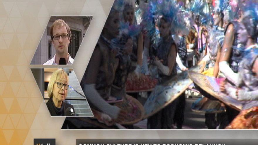 Investire in cultura, per costruire l'Europa di domani