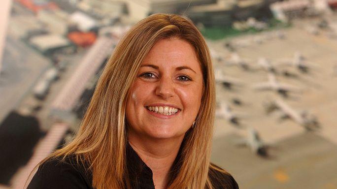 لقاء مع أليسون ويلر المدير التنفيذي لمعرض دبي للطيران