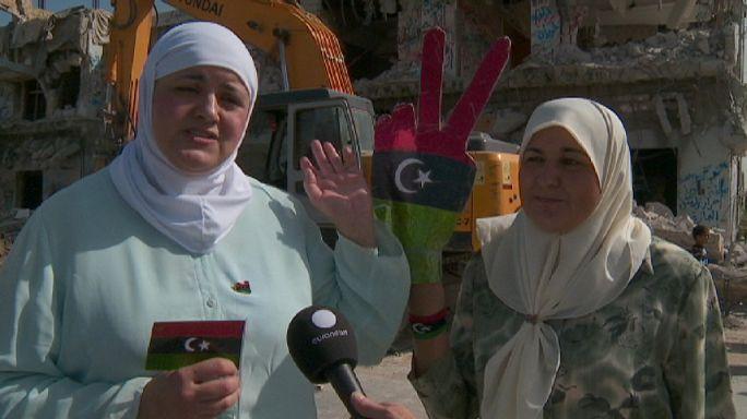 Libya'da şiddetin gölgesinde yeniden doğuş