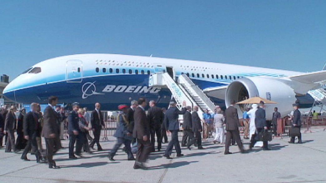 Dubaï Airshow : commande record pour Boeing